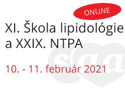 podujatie-XI. Škola lipidológie a XXIX. NTPA 2021